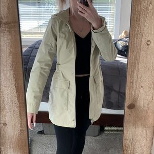 North face dry vent jacket